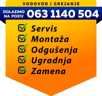Vodovod i grejanje 063-1140-504